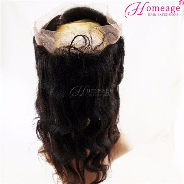 Homeage 360 lace frontal with bundles full lace wig
