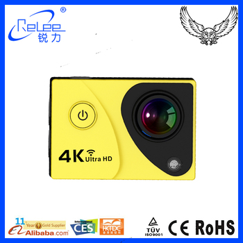 Wholesale New Private Extreme underwater WiFi Remote Control 4K Ultra-HD Action Sport Camera