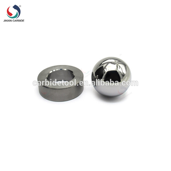 China manufacture tungsten carbide valve ball and seat