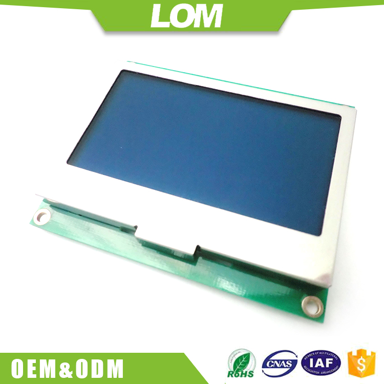 "graphical small lcd display 128x64,3.5"" 3.3v mall lcd display"