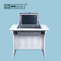 Safe Box Hide Away Square Downview Computer Desk