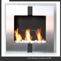 wall mounted imitation fireplace, cheminee clase