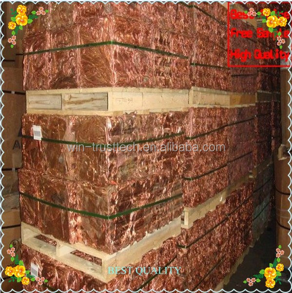 lme copper scrap price/copper ore/scrap copper wire 99.9