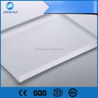 Factory Opaque Color 12mm acrylic project sheet with nylon for Vaccum Forming