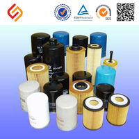 ISO9001/TS16949 approved baldwin tank filter