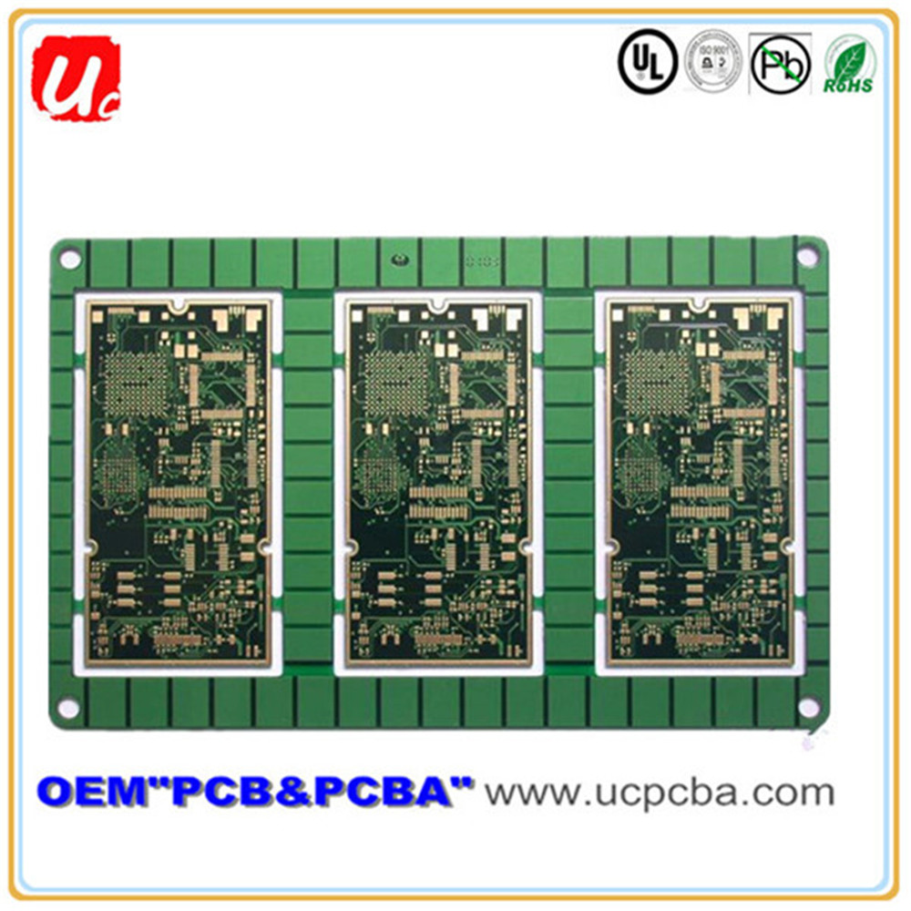 AAA Quality Low Price TV Circuit Multilayer 94V0 FR4 PCB Board Components Assembly Wholesaler From China