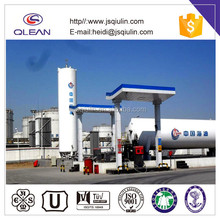 Export Liquefied Natural Gas Tank for Fueling Station