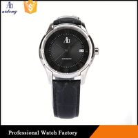 Mechanical Wrist Watches Men All Stainless Steel Watch For Mobile Phone