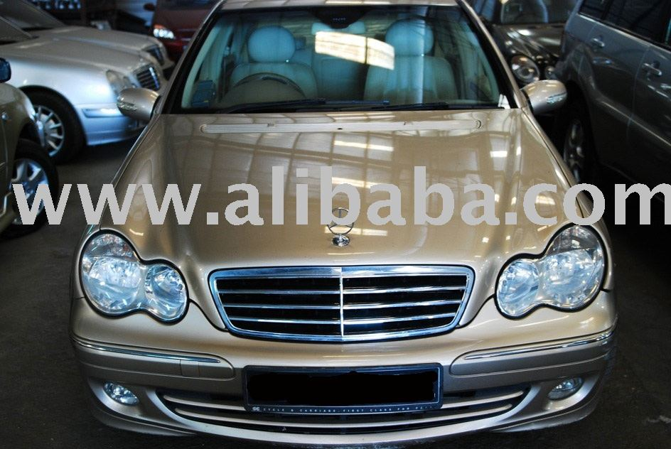 Singapore Used car Benz C180 for export-2004