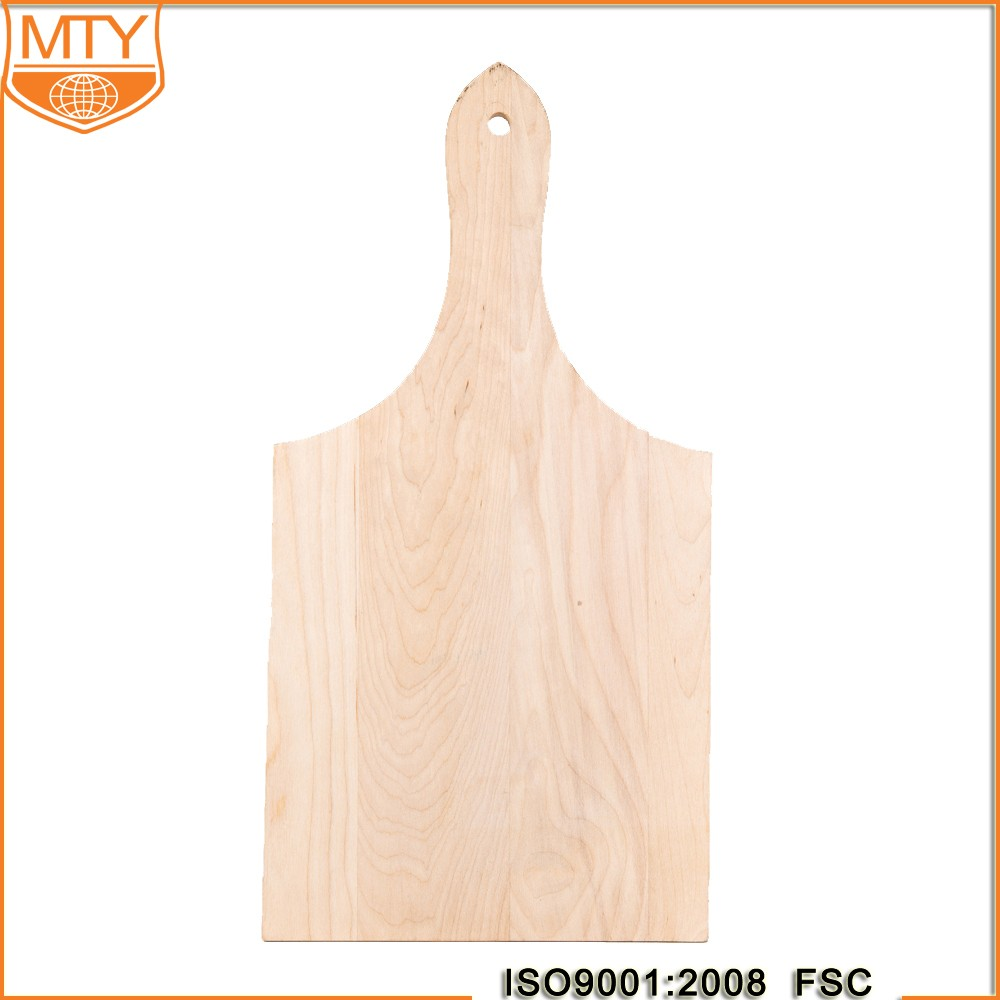 TY-W0199 ISO9001 Good Quality Rectangle Mini Wood Chopping Board