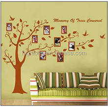 Reusable Family Tree Home Wall Sticker Home Decor