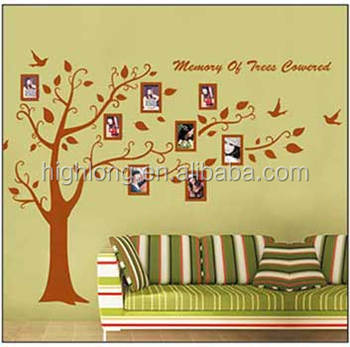 reusable family tree home wall sticker home decor buy