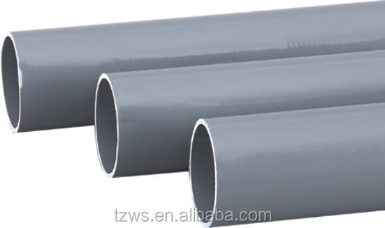 water system plumbing materials fitting high pressure cpvc ASTM sch80 pipes