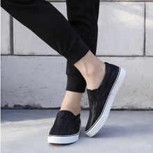 2017 newest men casual shoes loafers shoes canvas shoes for men