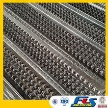 Steel High Rib Lath Concrete Wall Formwork