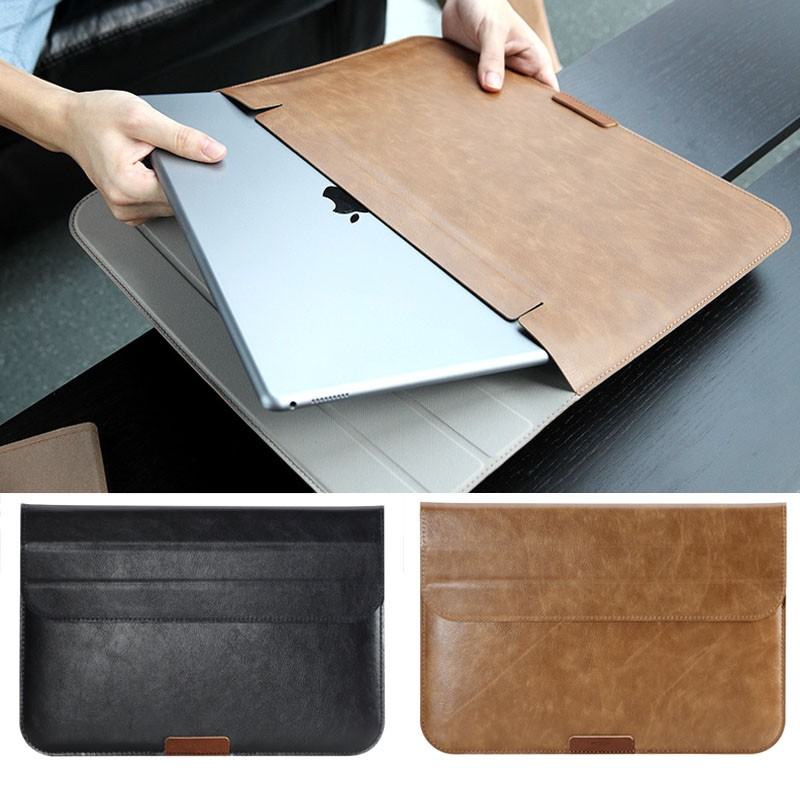 Business HOCO Leather Sleeve Pouch Case for ipad pro 12.9'' , for apple ipad pro bag leather