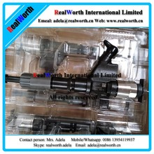 Professional power injector syringe