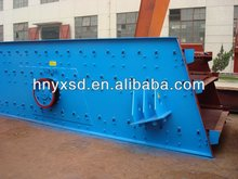 hot sale linear vibrating screen for sand making production line in india