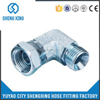 Bsp Weld Nipple Hydraulic Fittings Air Male Fitting