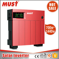 Wholesale pure sine wave 230VAC off gird solar inverter with charge 1400va