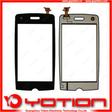 Mobile phone parts Touch screen digitizer for LG LN510 Rumor