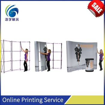 Large Pop Up Stand System