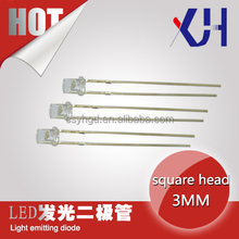 China Supplier 3mm 5mm 8mm Light Emitting Diode Super Bright Led Diode