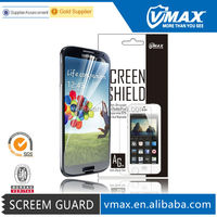 Anti-glare lcd screen protector for sansung Galaxy s4 i9500 oem/odm