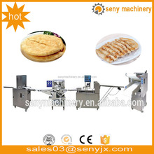Automatic Pancake pita bread bakery equipment machine line
