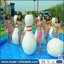 inflatable human bowling giant inflatable bowling pins