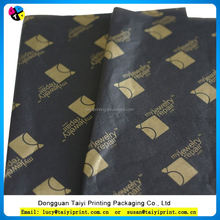 2017 Glossy Wrapping Tissue Paper In sheets
