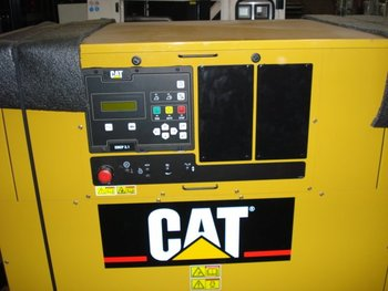 Used Caterpillar Emcp3. 1 Control Panel