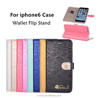 new products for iphone 6 case Wallet Stand Flip APPLE IPHONE6 4.7inch mobile phone cases
