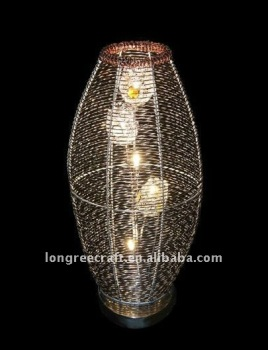 Ellipse Floor Lamp as Christmas Decoration Light-LRF024