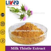 Anti-Cancer Benefit Herbal Extract Milk Thistle Powder