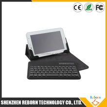 Universal 10.1 Inch Tablet Wireless Bluetooth Keyboard PU Leather Smart Stand Cover Case For 10.1 Inch Tablet