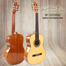 High end full solid wood rosewood classical guitar