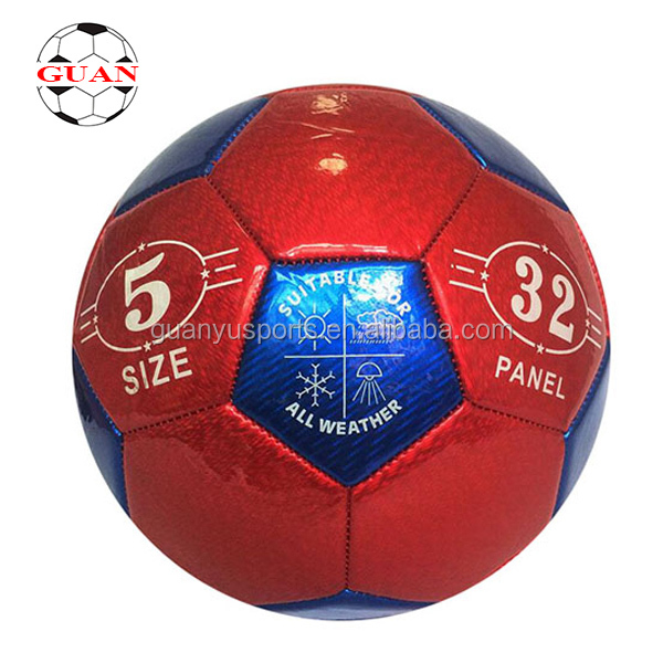 Size 5 Machine Stitching Factory Football Balls OEM Available Outdoor Sports Goods