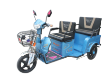 3 wheels electric tricycle for passenger