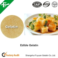 GELATIN EDIBLE LOW BLOOM EXTRACTED FROM CATTLE HIDES SKIN NON HAZARDOUS
