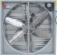 High quality large air volume poultry farm fan/belt driven poultry exhaust fan with CE