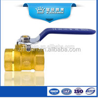 3inch brass ball valve for water /gas/steam usage