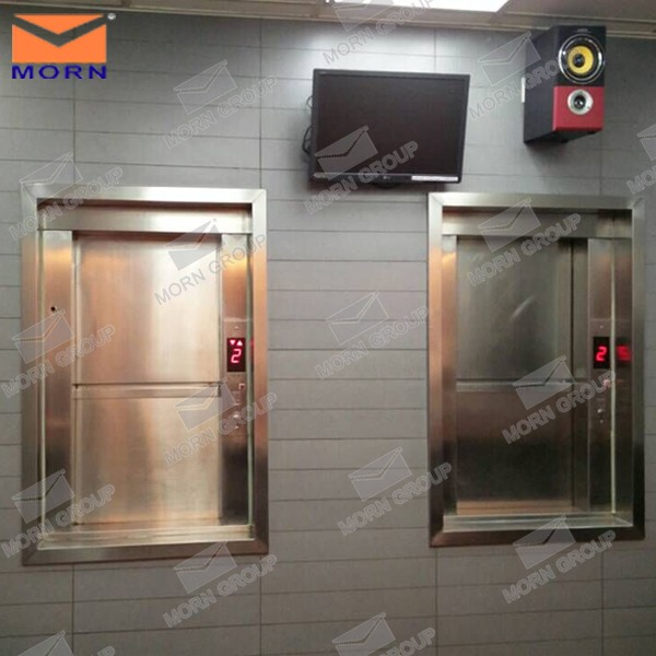 electric cheap dumbwaiter elevator for restaurant kitchen food lift manufacturer