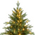 Artificial Christmas Tree Prelit CE Certified Warm White LED Lights