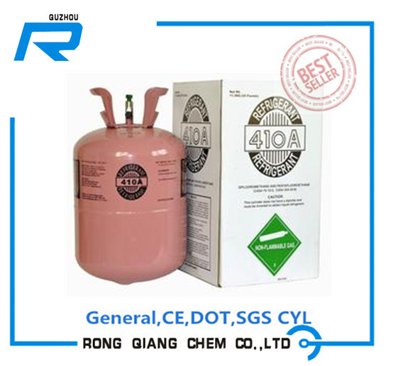 R410a refrigerant.New type of refigerant gas. for air conditioner