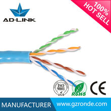 high quality networking hot selling bandwidth of copper cable cat5e