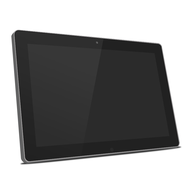 10 point capacitive touch screen android tablet 15.4 inch wall mounted with WIFI for advertising