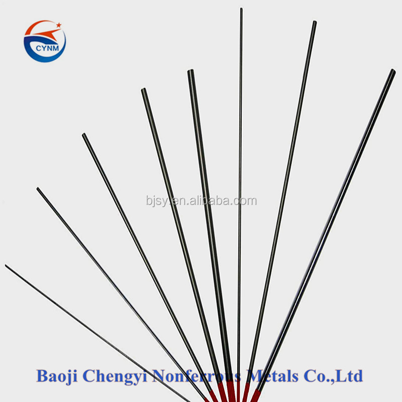 tungsten electrode 18X7 for tig welding aluminum