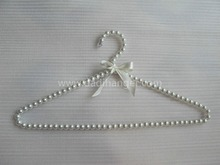 ABS Pearl Beads Clothes Hangers for Fashion Store