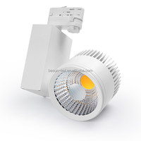 Buy Line Voltage Gimbal Track Head,dimmable led tracking light ...
